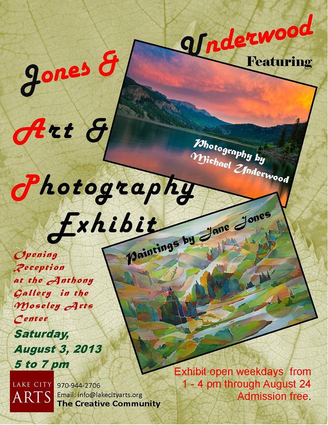 Lake City Arts Show