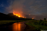 Rio Grande and Papoose Fire