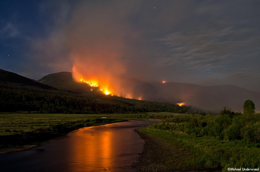 rio grande papoose fire