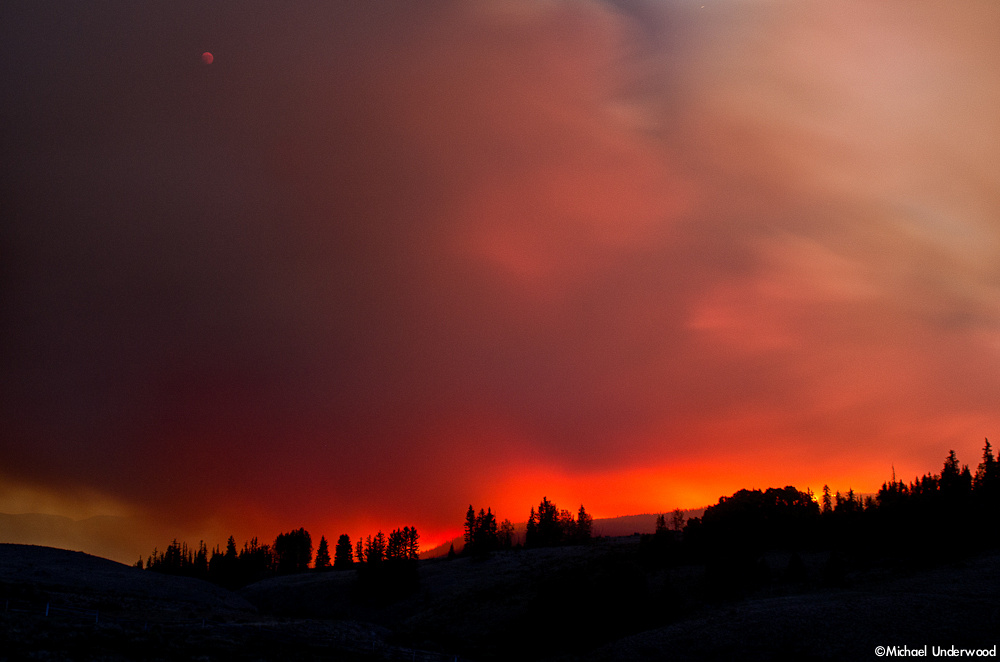 papoose fire moon