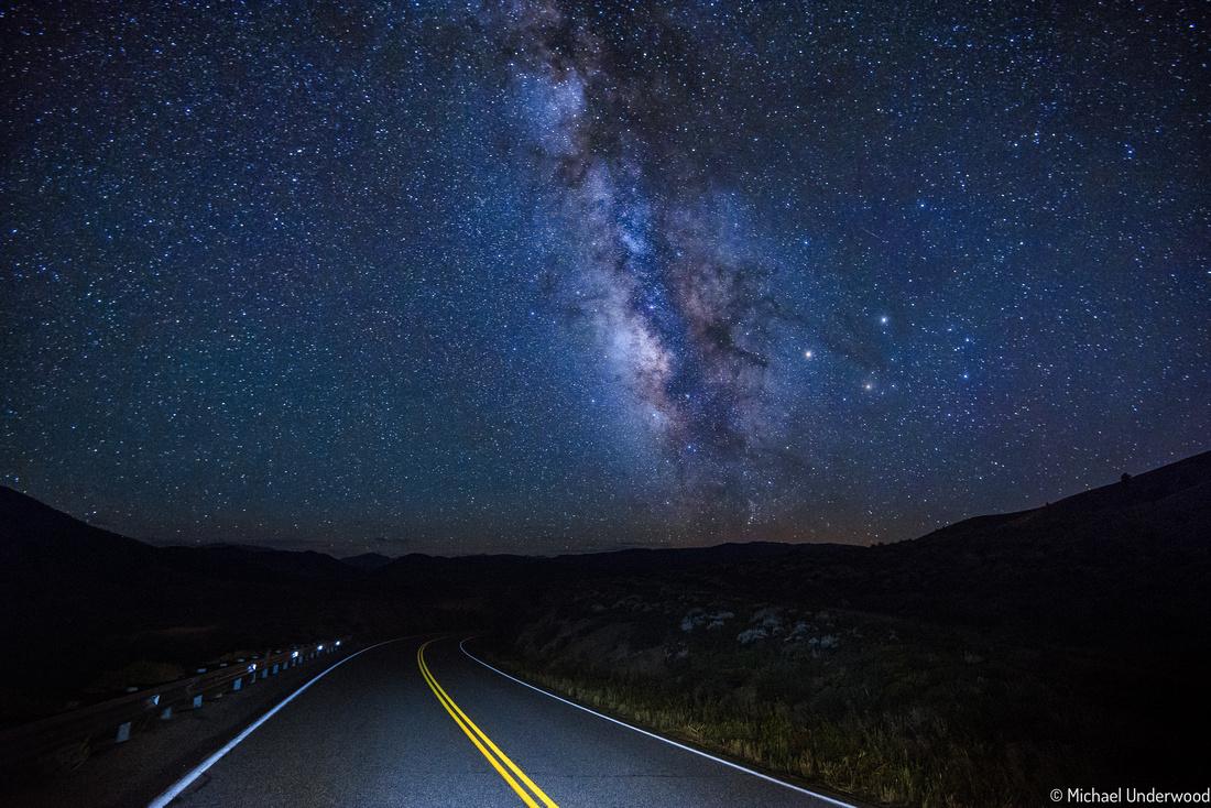 Silver Thread Milky Way