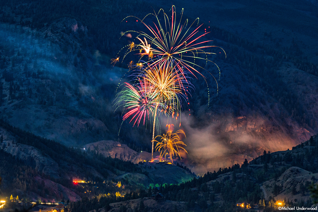 Fourth of July in Lake City