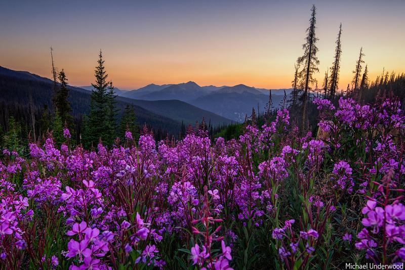 Slumgullion Sunset