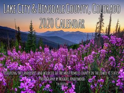 2020 lake city calendar