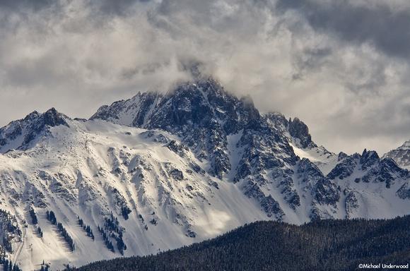 Mount Sneffels Winter