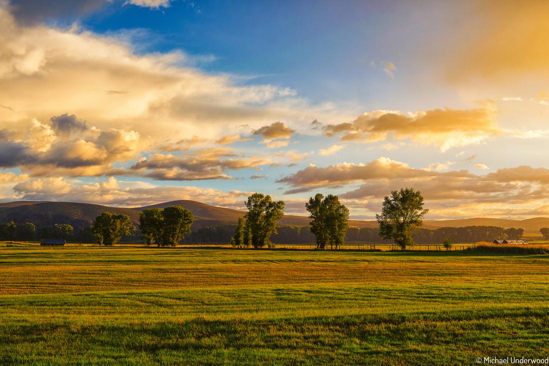 Gunnison Valley Sunrise