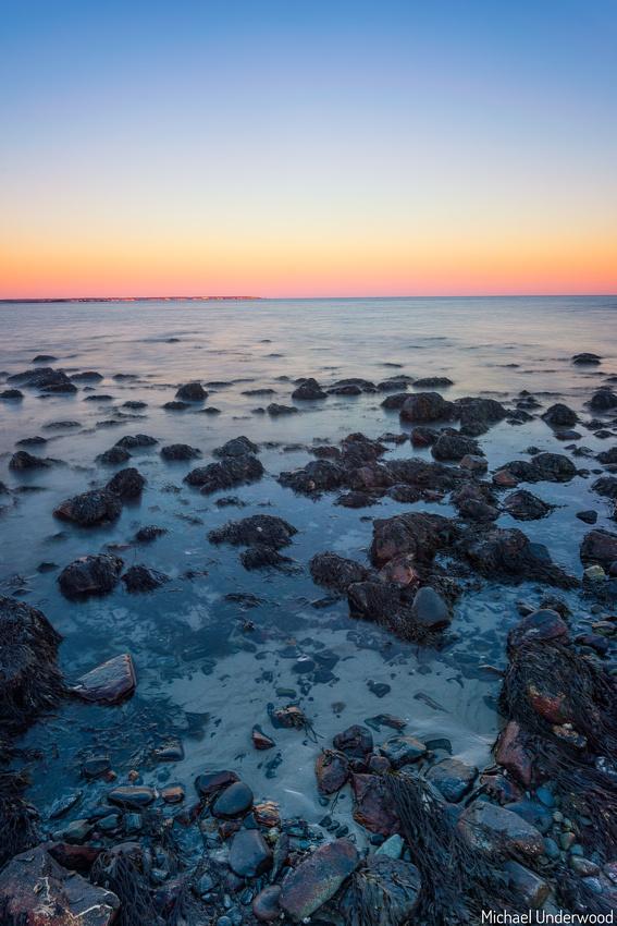 The Rocky Shores