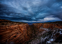 Red Canyon Storm